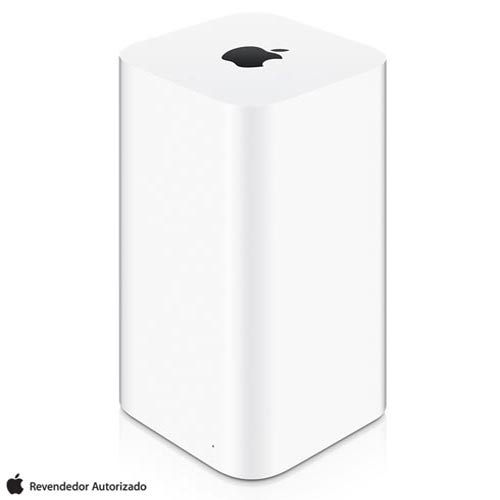 Foto 1 - Roteador AirPort Time Capsule 2 TB Branco Apple - ME177BZ/A