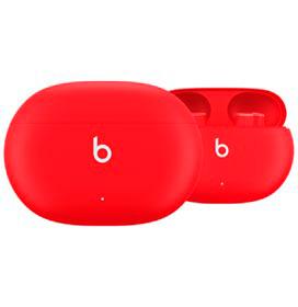 Fone de Ouvido Sem Fio Beats Studio Buds In-Ear Vermelho - MJ503BE/A