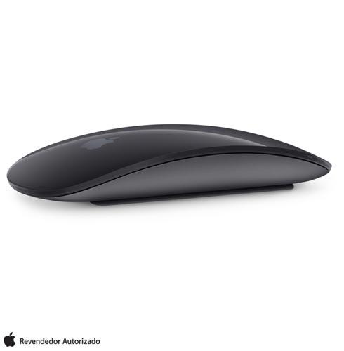 Foto 1 - Magic Mouse 2 para Mac Cinza Espacial - Apple - MRME2BE/A