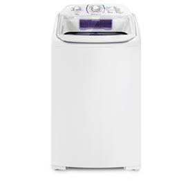 Lavadora de Roupas Electrolux 16kg Branca com 12 Programas de Lavagem e Ciclo...