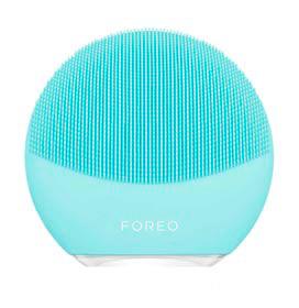Escova de Limpeza Facial Luna Mini 3 Mint para Rosto e Pescoço - Foreo