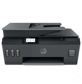 Impressora Multifuncional HP Smart Tank 617 Jato de Tinta com Wi-Fi -...