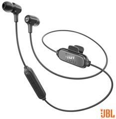 385145da07e Fone de Ouvido Bluetooth JBL Intra-auricular Preto - JBLE25BTBLK