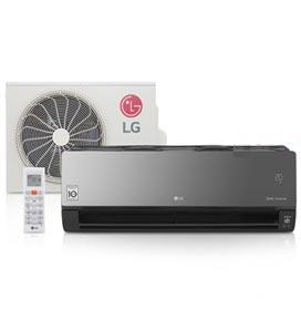Ar Condicionado Split LG DUAL Inverter Artcool ate 70% + Economico, 22.000...