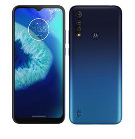 """Smartphone Moto G8 Power Lite Azul Navy, com Tela de 6,5"""", 4G, 64 GB e Câmera..."""