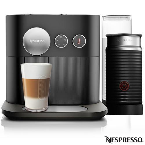 Foto 1 - Cafeteira Nespresso Expert Preto para Café Espresso com Aero3 - C80-BR