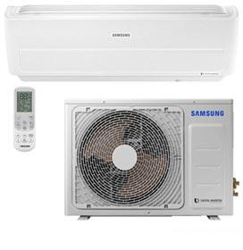 Ar Condicionado Split Digital Inverter Wind Free Samsung com 24.000 BTUs,...