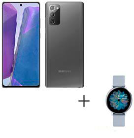"""Samsung Galaxy Note 20 Mystic Gray, 6,7"""", 4G, 256GB - SM-N981BZAKZTO + Galaxy..."""