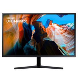 """Monitor 32"""" Samsung LCD com 3000:1 de Contraste - LU32J590UQLXZD"""