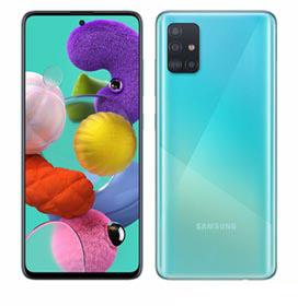 """Samsung Galaxy A51 Azul, com Tela Infinita de 6.5"""", 4G, 128GB e Câmera..."""