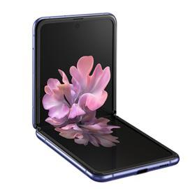 """Samsung Galaxy Z Flip Ultravioleta, com Tela de 6,7"""", 4G, 256GB e Câmera Dupla..."""