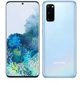 """Samsung Galaxy S20 Azul, com Tela Infinita de 6,2"""", 4G, 128GB, Câmera Tripla de..."""