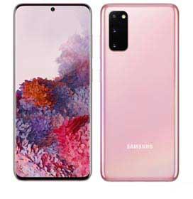 """Samsung Galaxy S20 Rosa, com Tela Infinita de 6,2"""", 4G, 128GB, Câmera Tripla de..."""