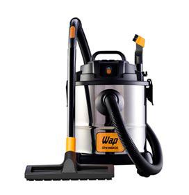 Aspirador de Pó e Água WAP GTX Inox 20 com Capacidade de 20 Litros com Saco...